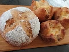 カマンベールとくるみパンをつくろう